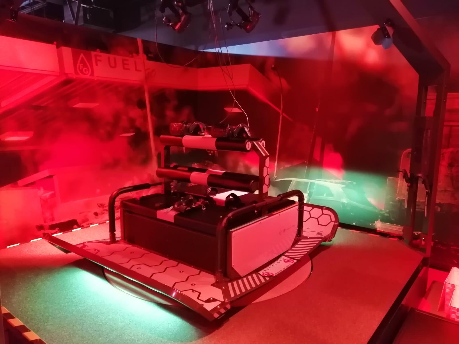 Best VR park tokyo