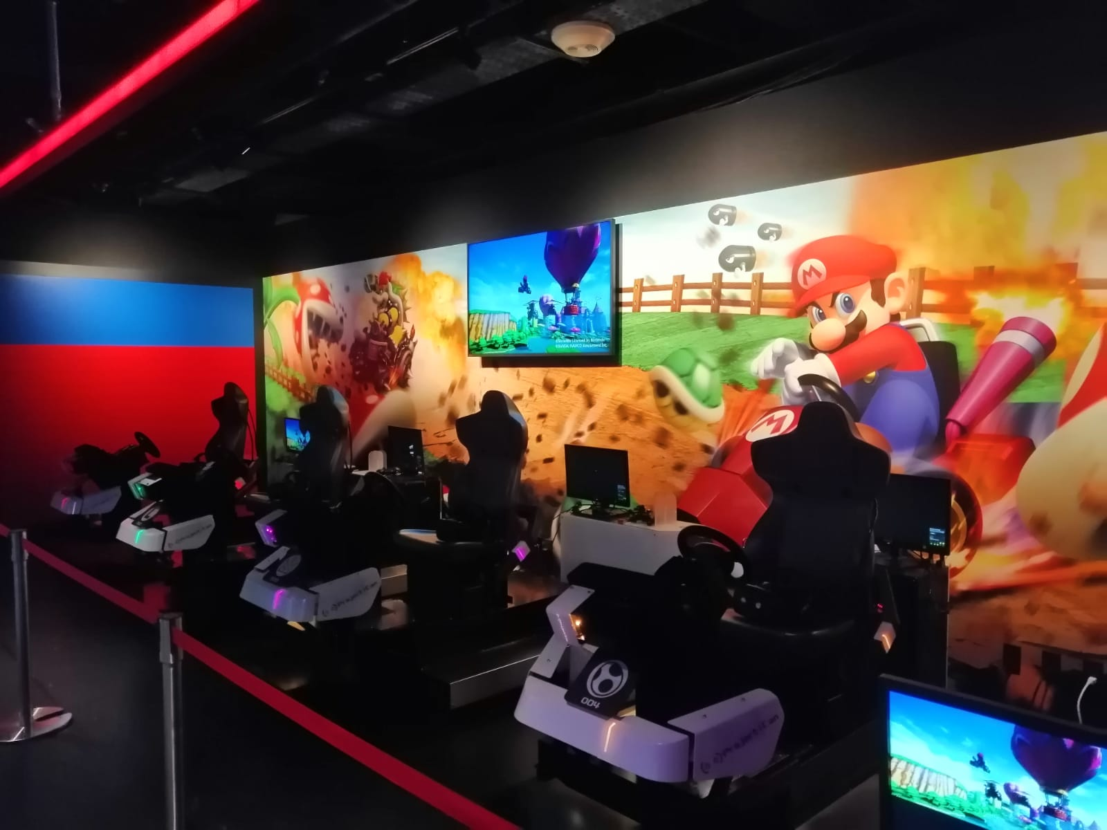 VR park Mazaria - Tokyo VR Parks