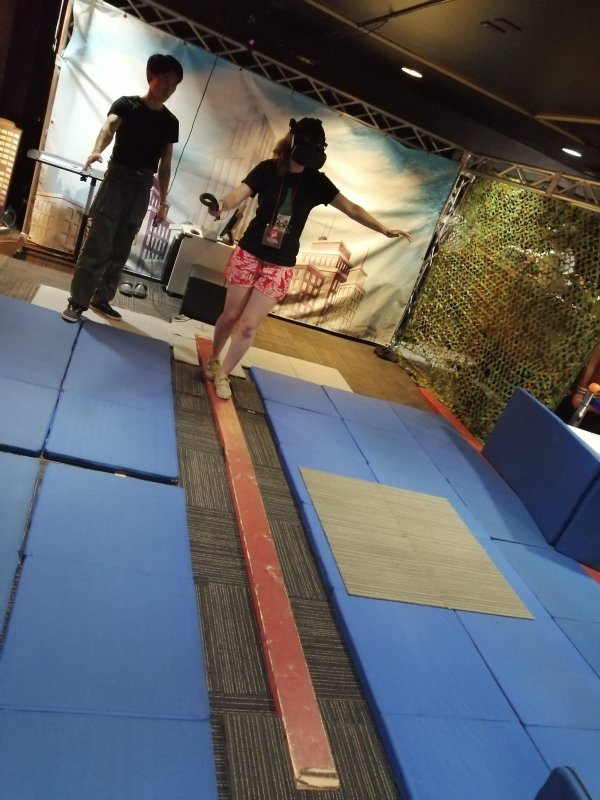 VR Park Tokyo Shibuya - Best VR in Tokyo