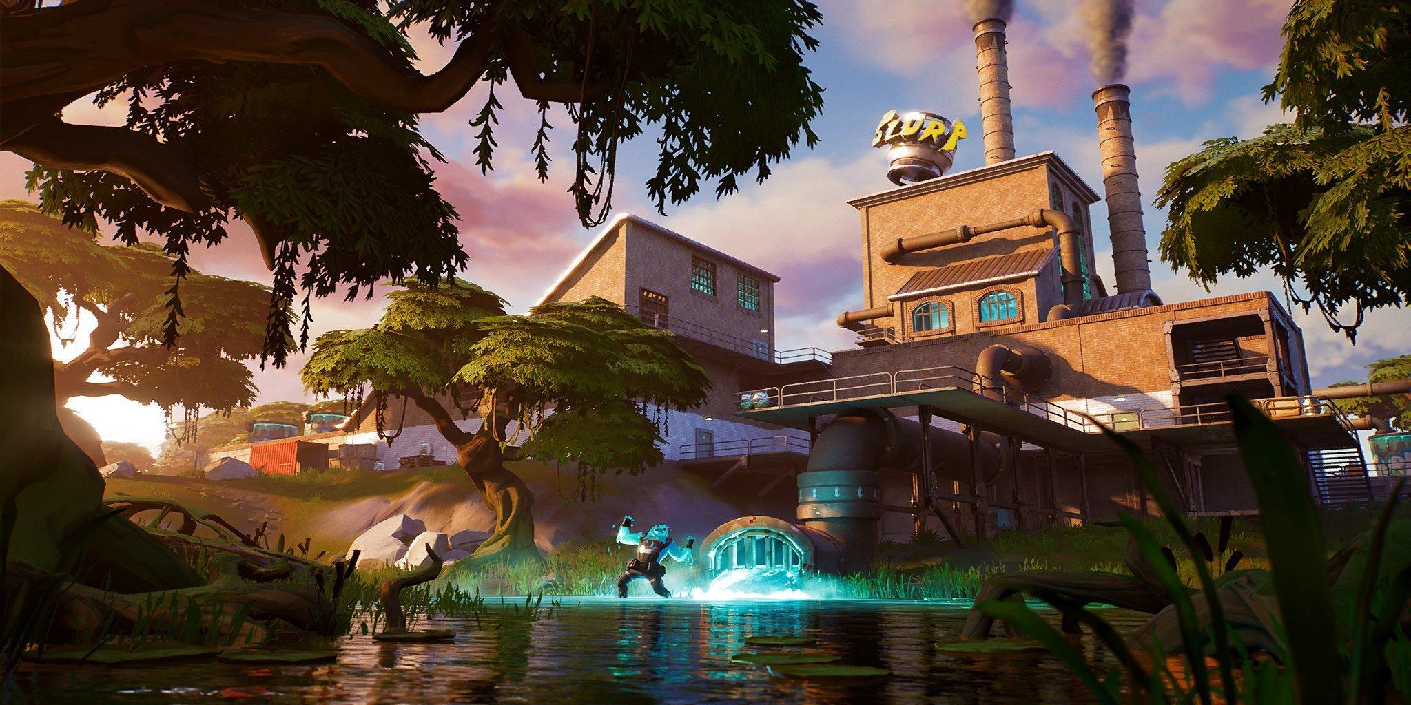 Dónde encontrar barcos en Fortnite Capítulo 2
