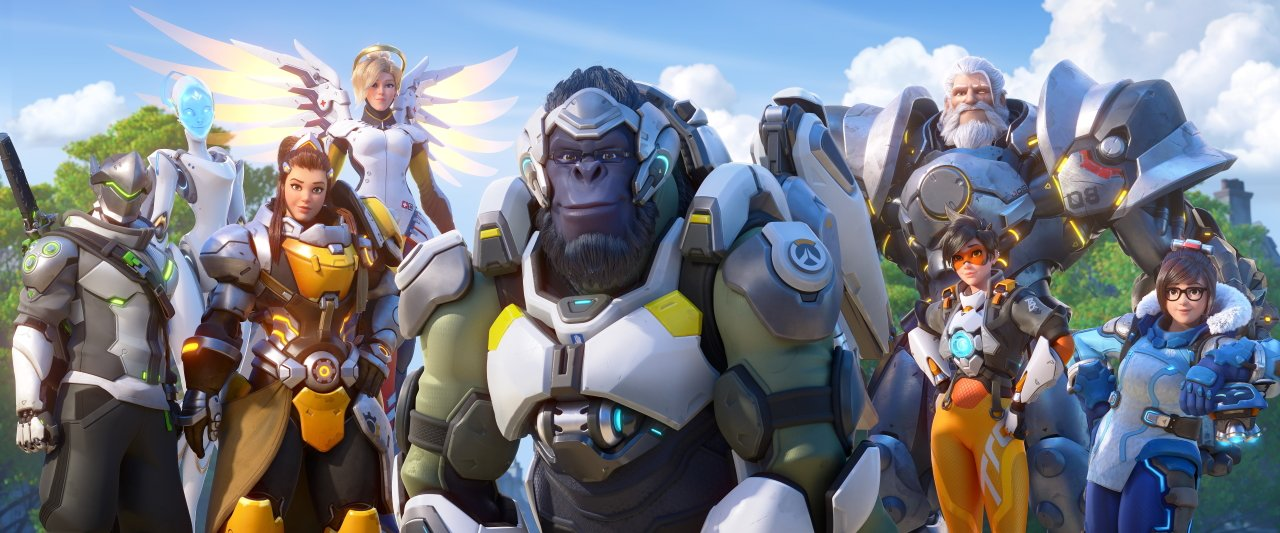 All confirmed characters in Overwatch 2