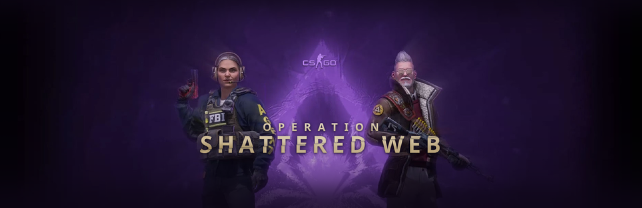 All Operation Shattered Web Hidden Coin locations in CS:GO
