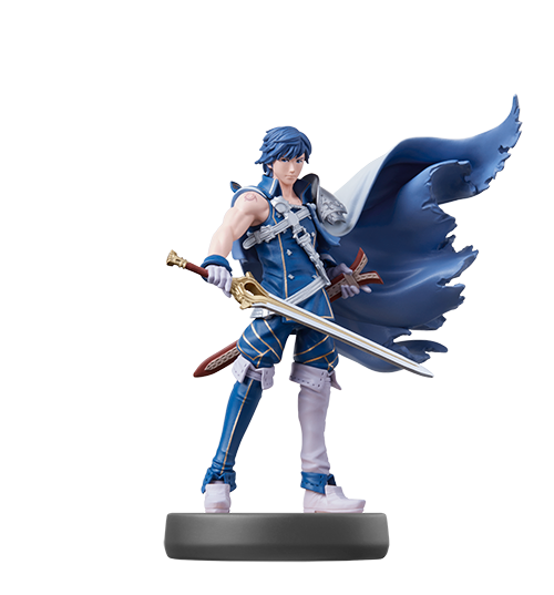 Smash Ultimate Chrom Amiibo release date