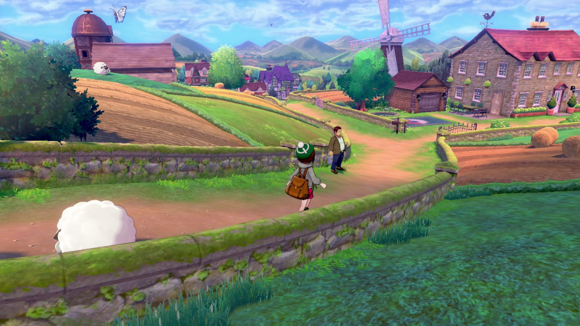 Can you visit other regions in Pokemon Sword and Shield