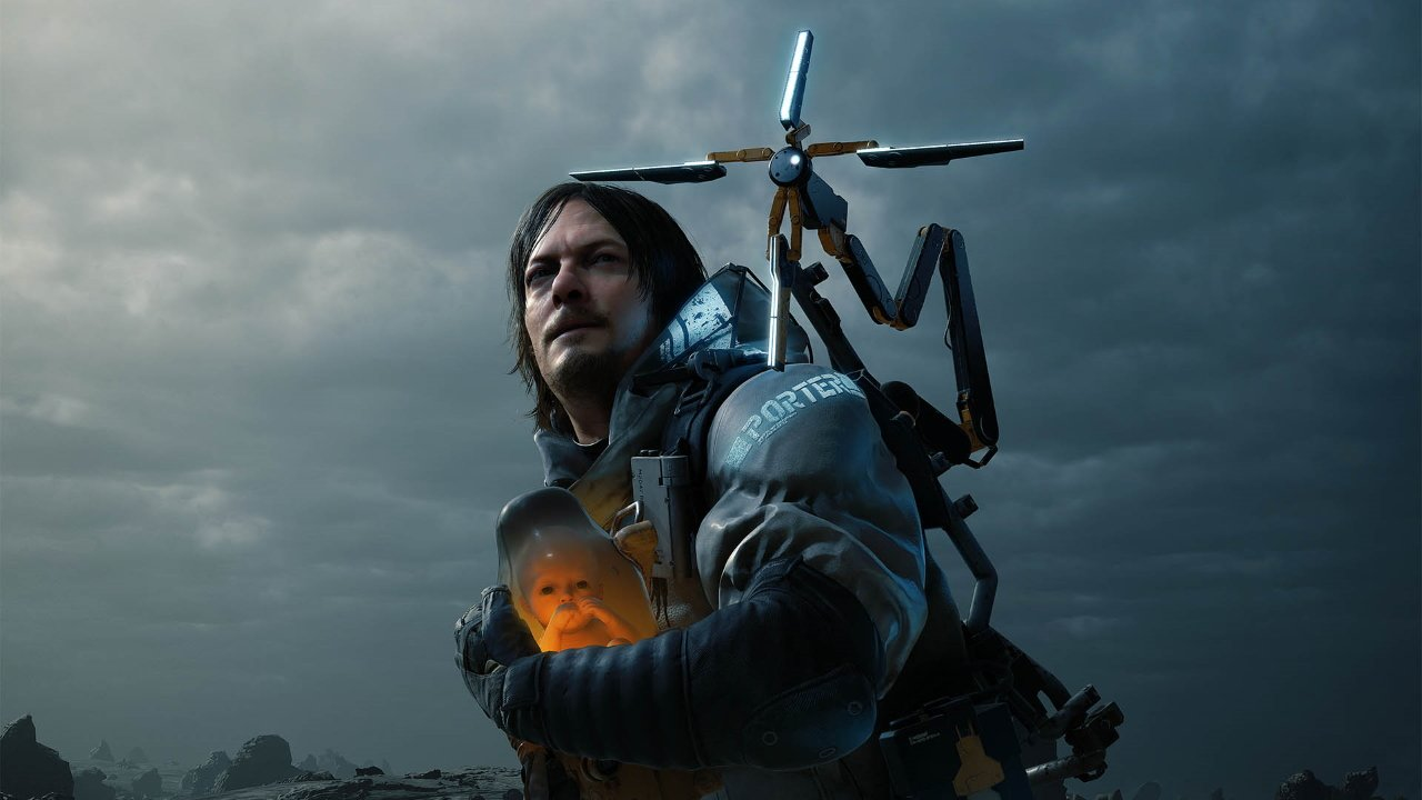 Best collabs in gaming 2019 death stranding soundtrack