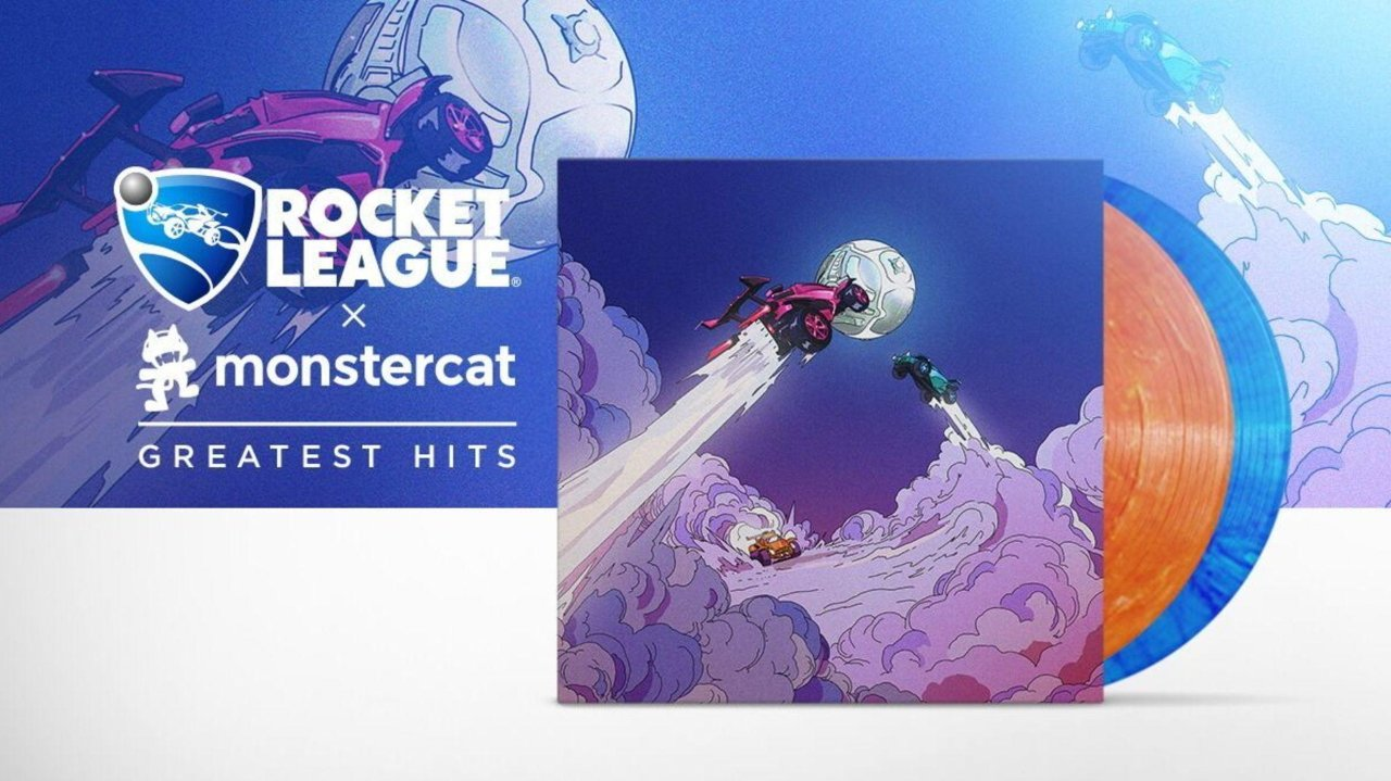 Monstercat Rocket League best gaming collaborations 2019