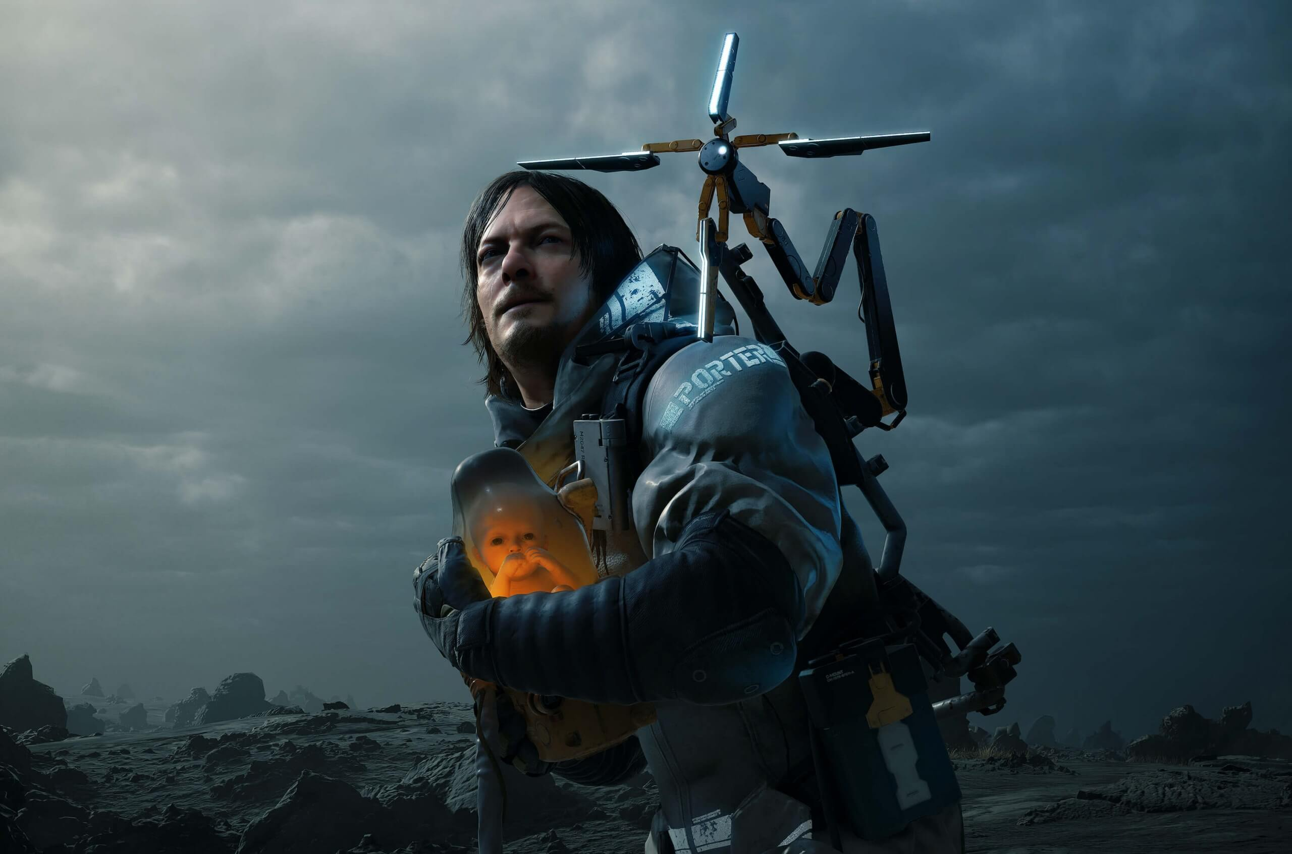 How to change boots in Death Stranding