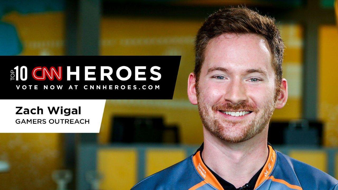 Gamers Outreach interview Zach Wigal