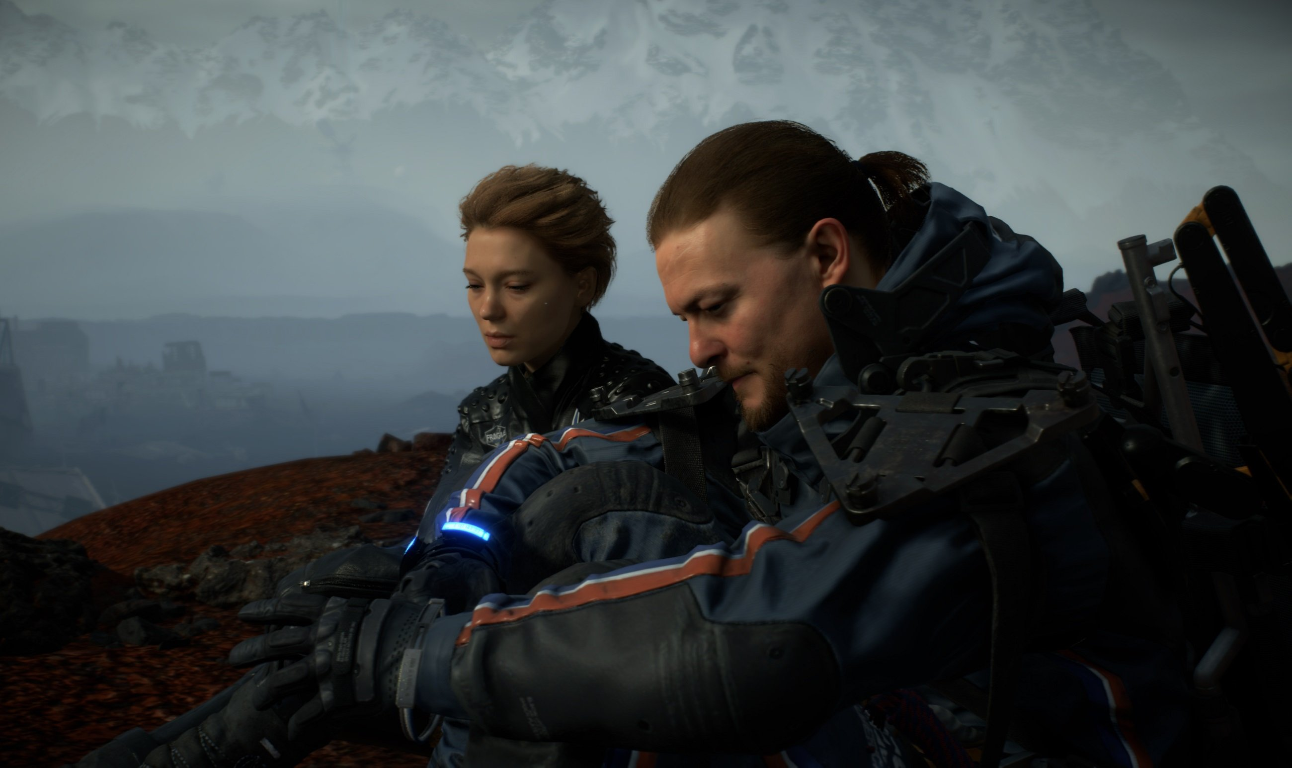 Can you fast travel in Death Stranding?