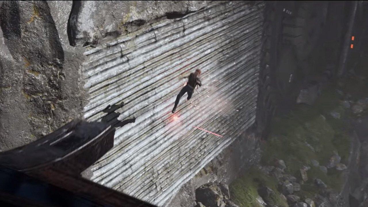 How to Wall Run in Star Wars Jedi: Fallen Order