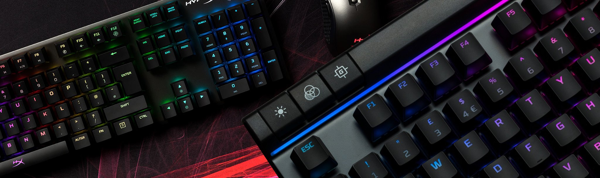 HyperX black friday deals keyboards