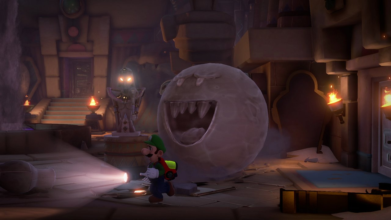 Is there New Game Plus in Luigi's Mansion 3