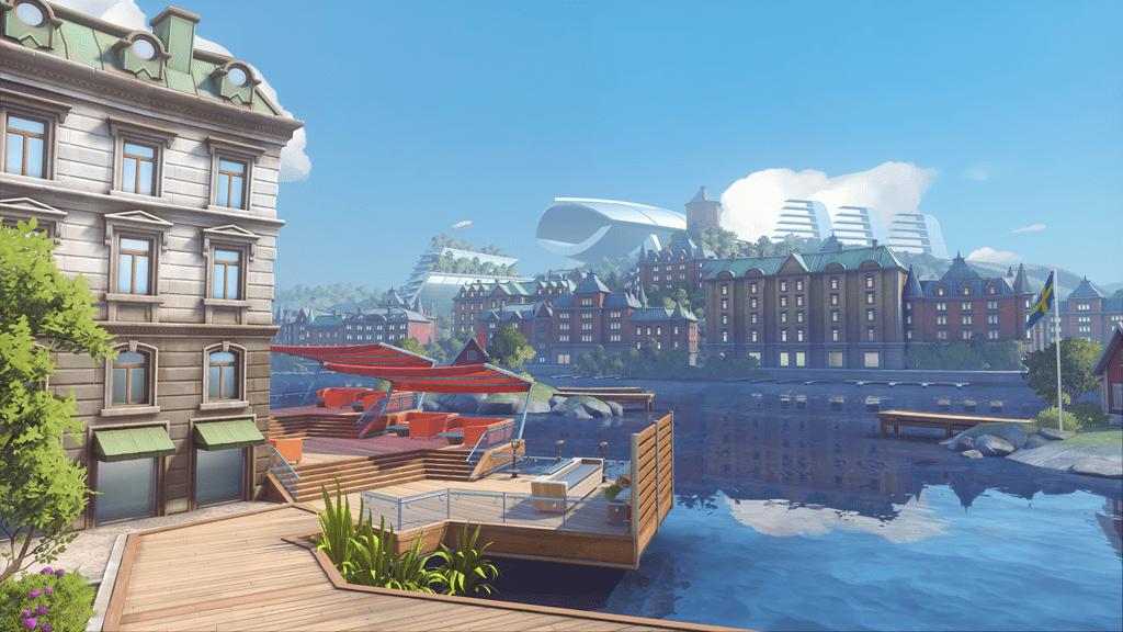 Overwatch 2 new maps Gothenburg
