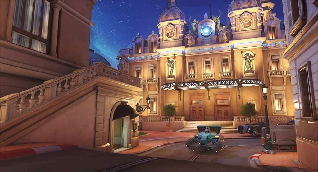 Overwatch 2 new maps Monte Carlo