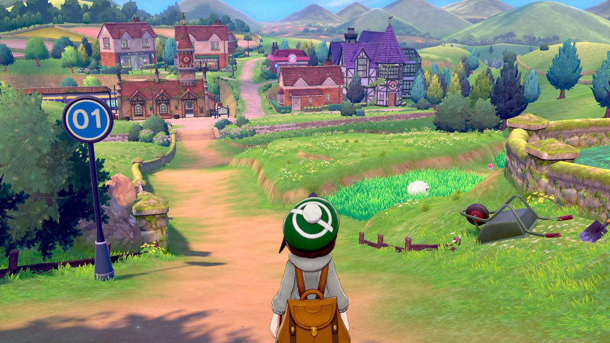 How to fast travel in Pokemon Sword and Shield