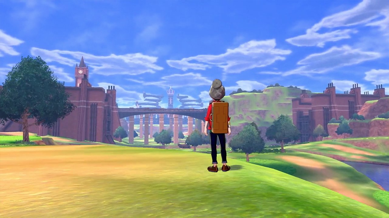 Where to find the Nursery in Pokemon Sword and Shield