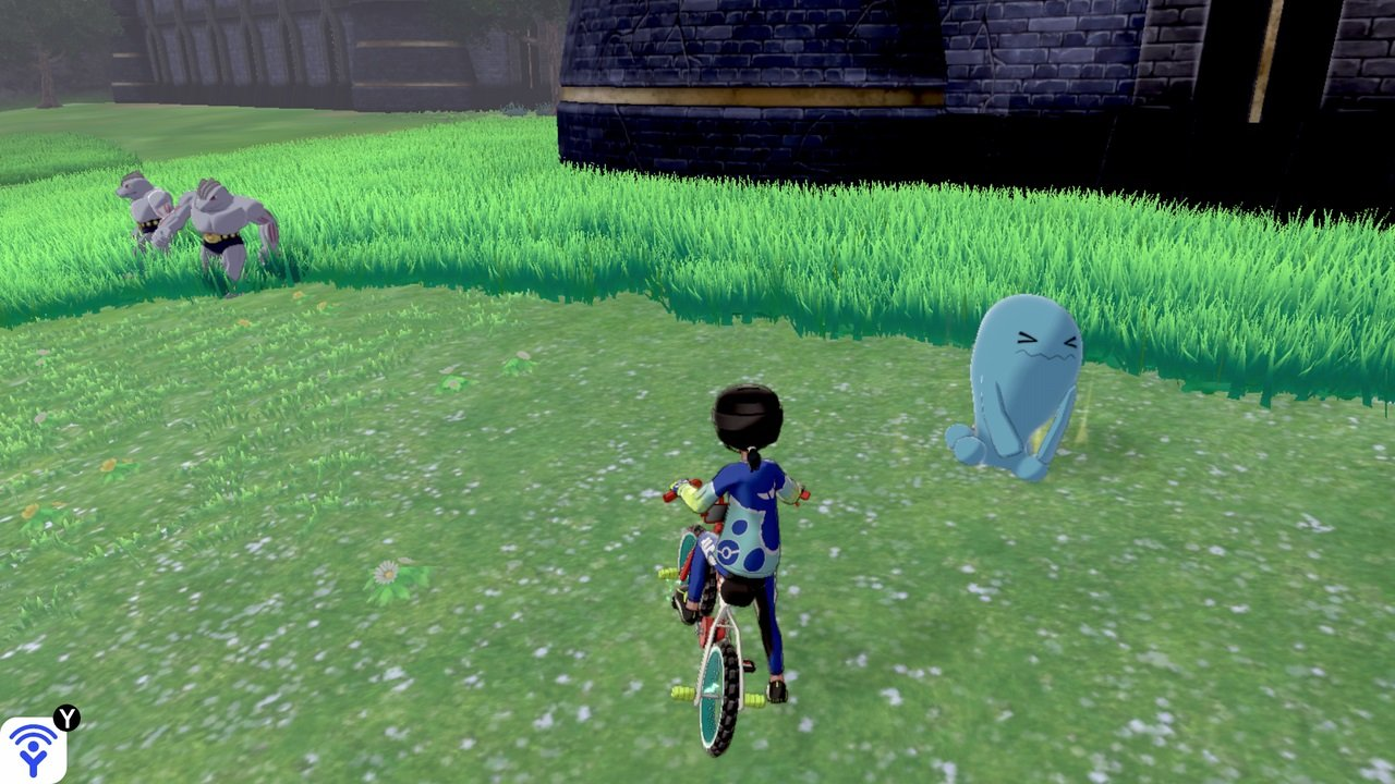 What's a Brilliant Aura in Pokemon Sword and Shield