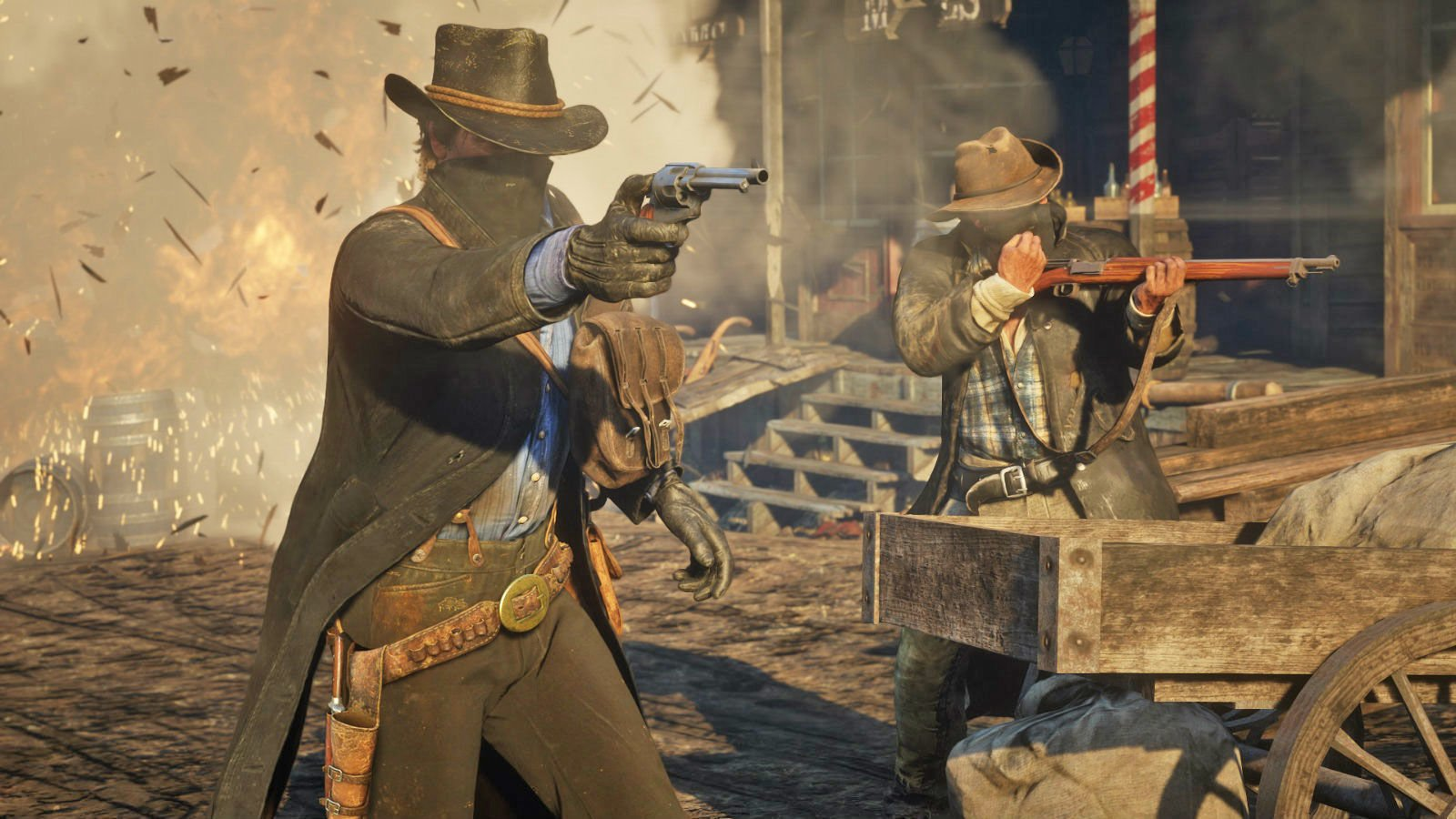 Is there cross-play in Red Dead Redemption 2 on PC