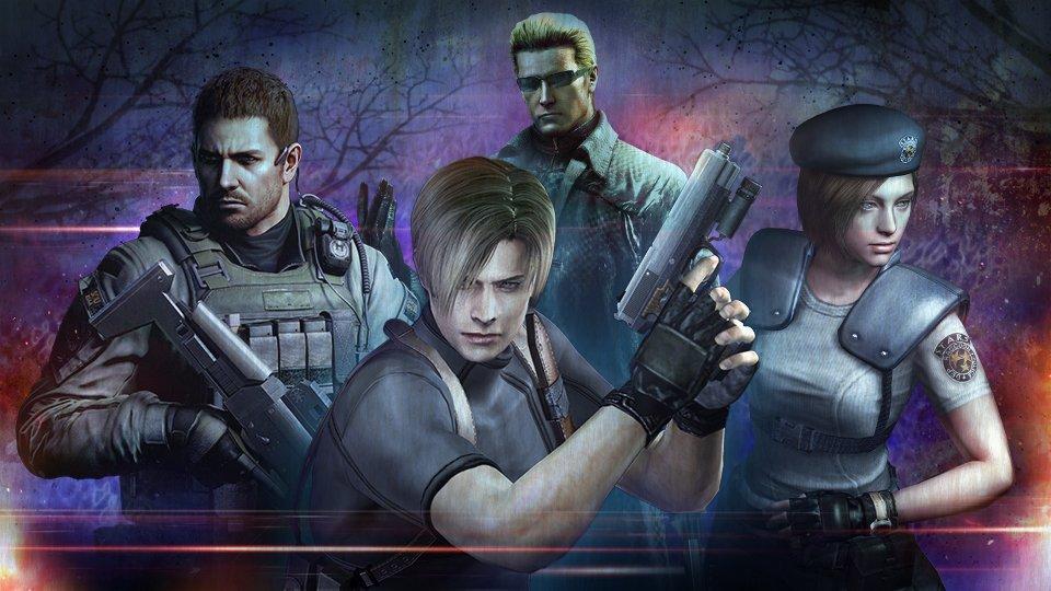 Resident Evil Smash Ultimate Spirit Board