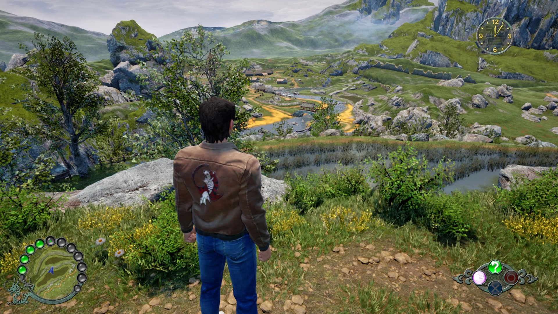 How to save in Shenmue 3