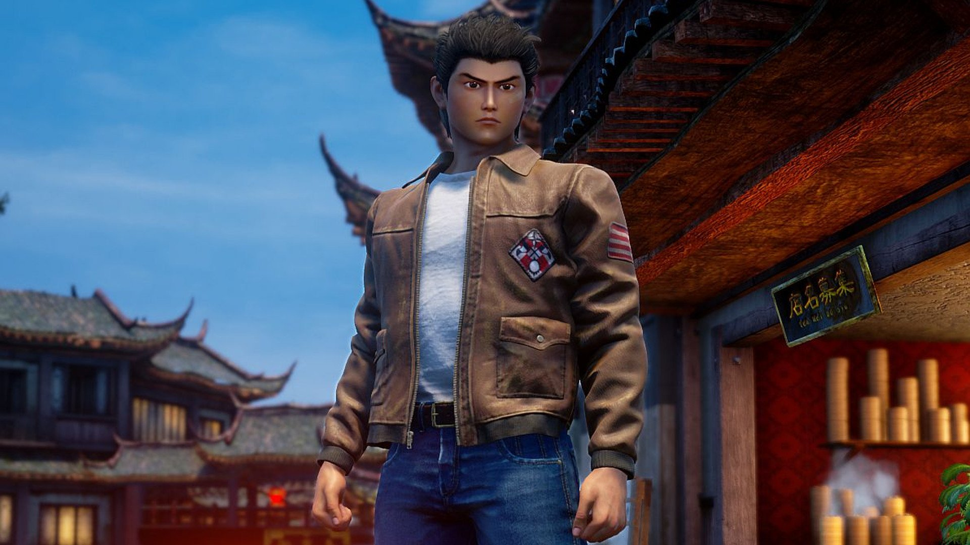 Can you fast travel in Shenmue 3