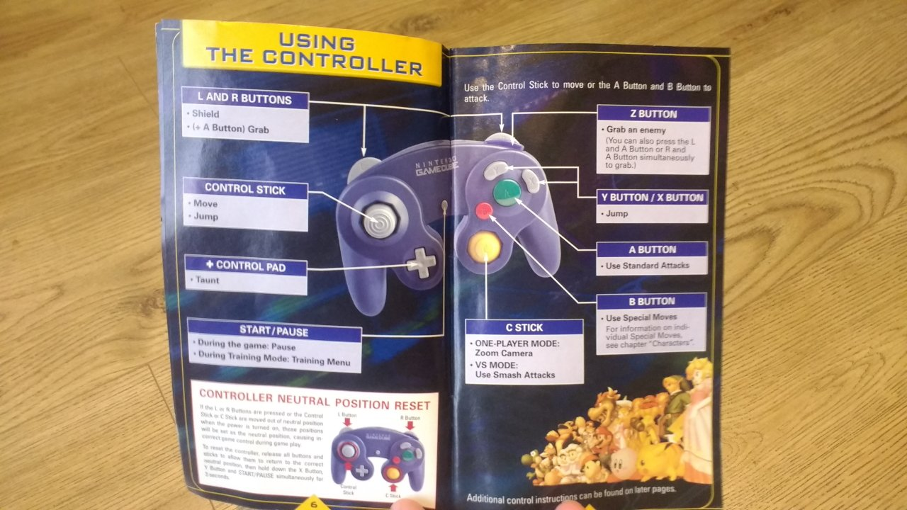 Super Smash Bros. Melee is 18 years old today
