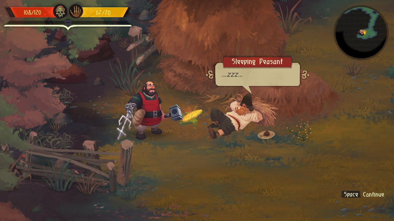 Yaga game preview