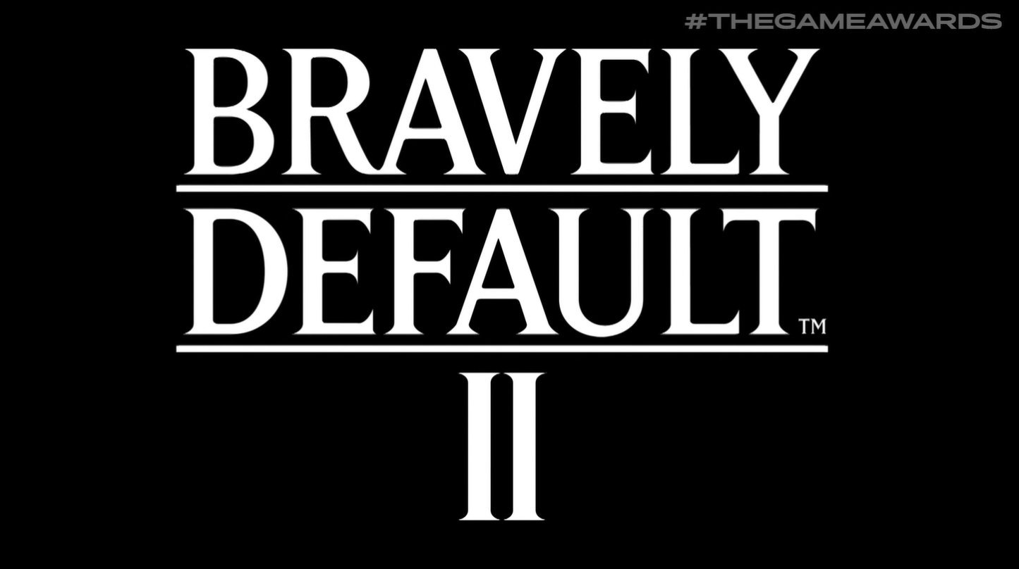 Bravely Default 2 revealed at The Game Awards 2019