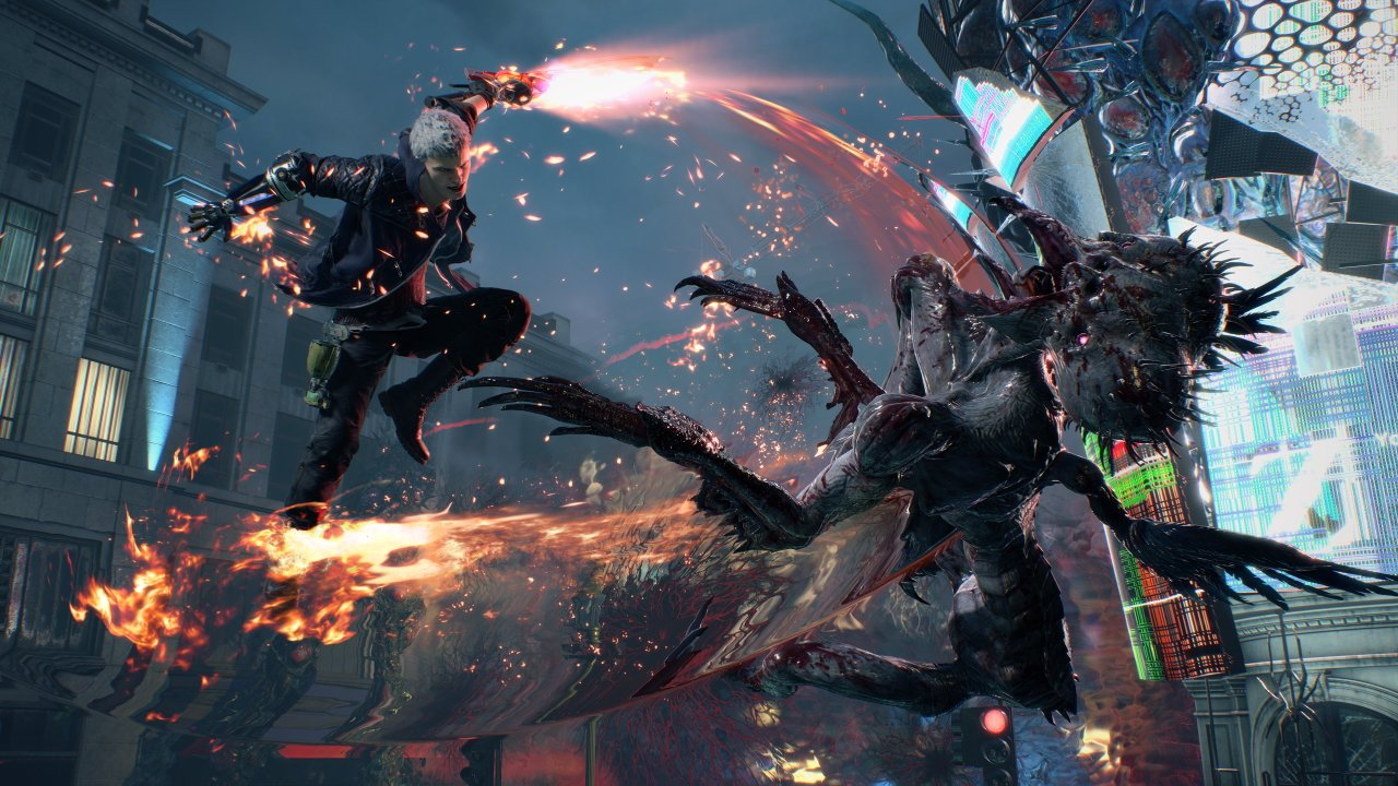 Devil May Cry 5 Game of the Year 2019 Countdown