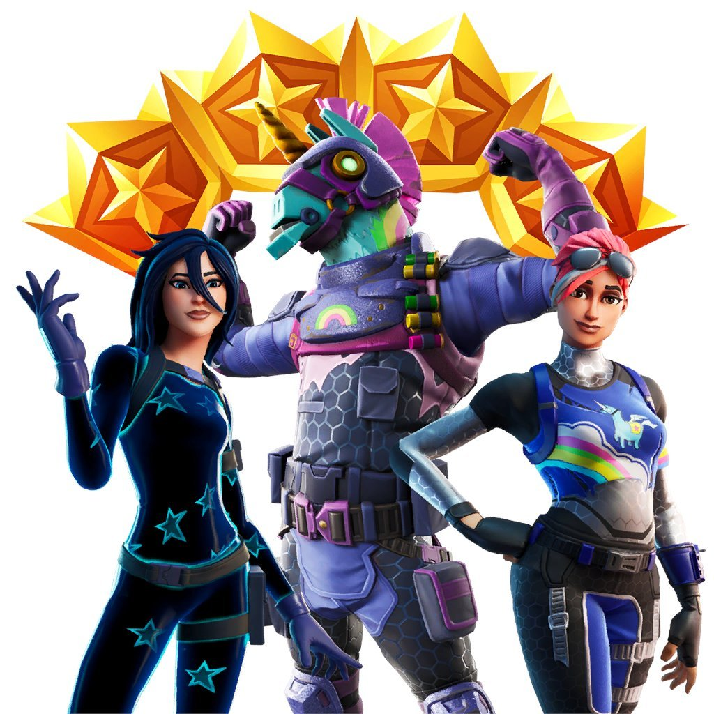 Fortnite Annual Battle Pass images