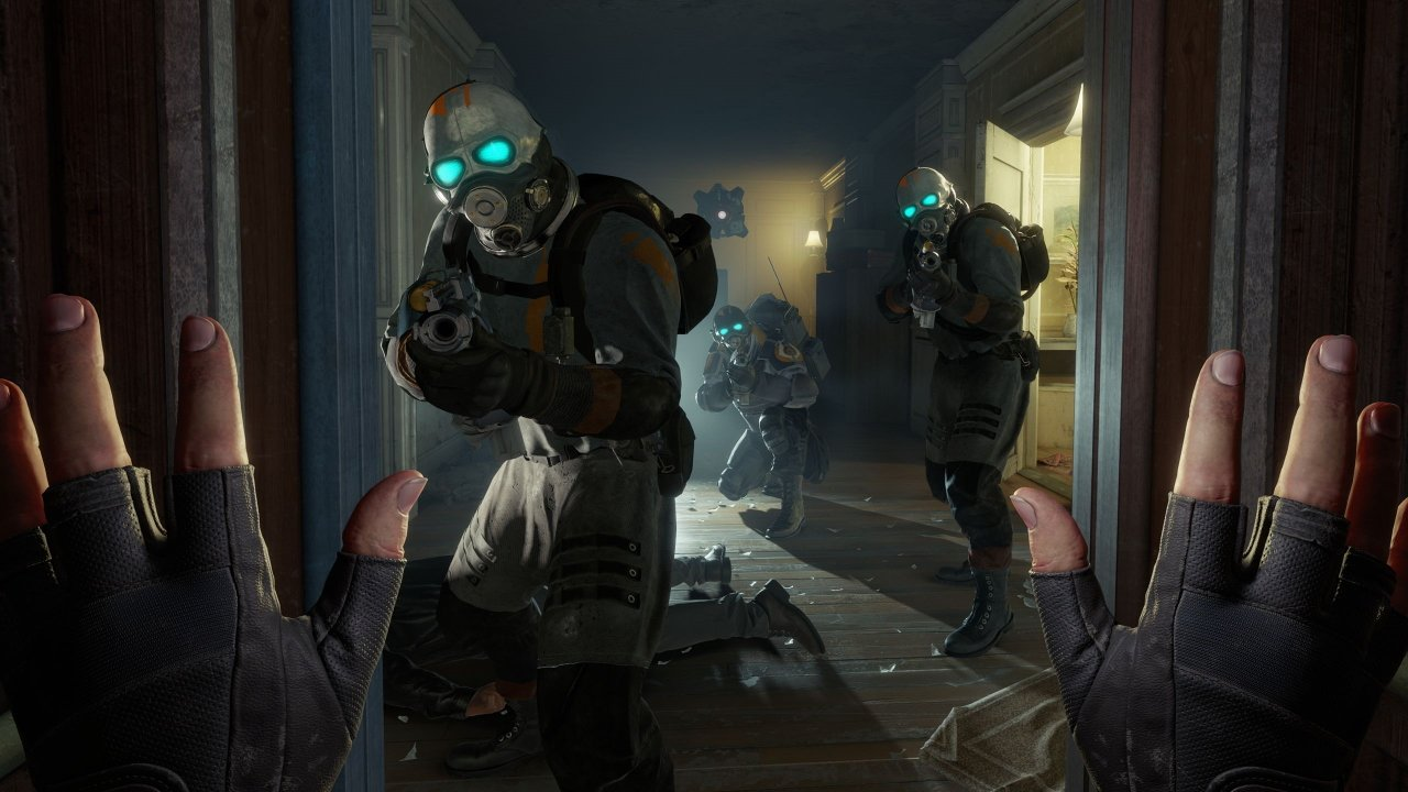 Half-Life Alyx Games we can't wait for in 2020