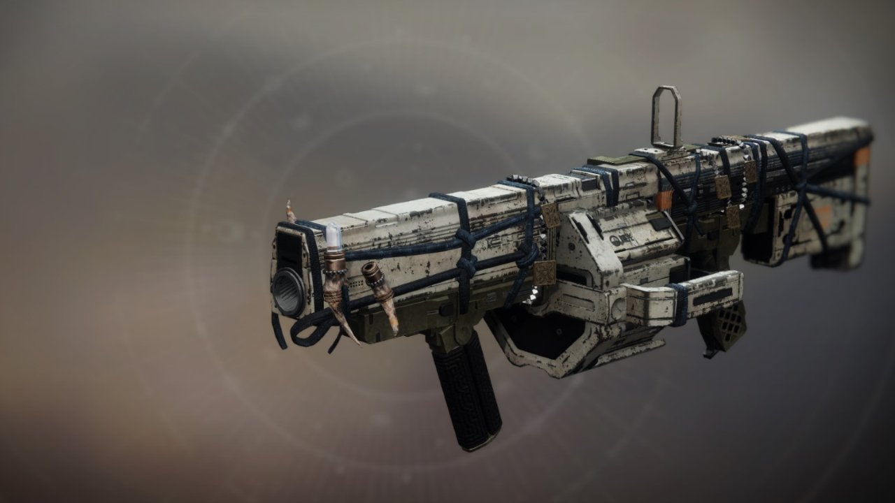 How to get the Love and Death grenade launcher in Destiny 2