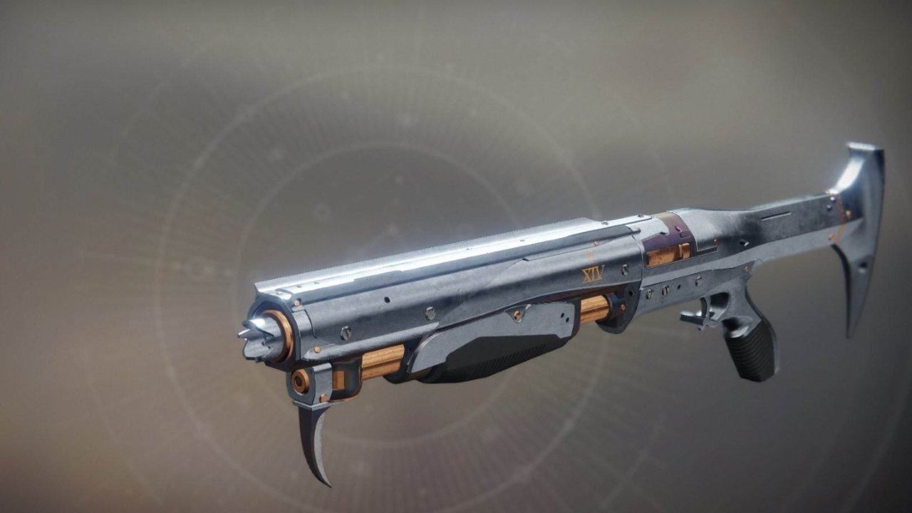 How to get Perfect Paradox in Destiny 2 legendary shotgun