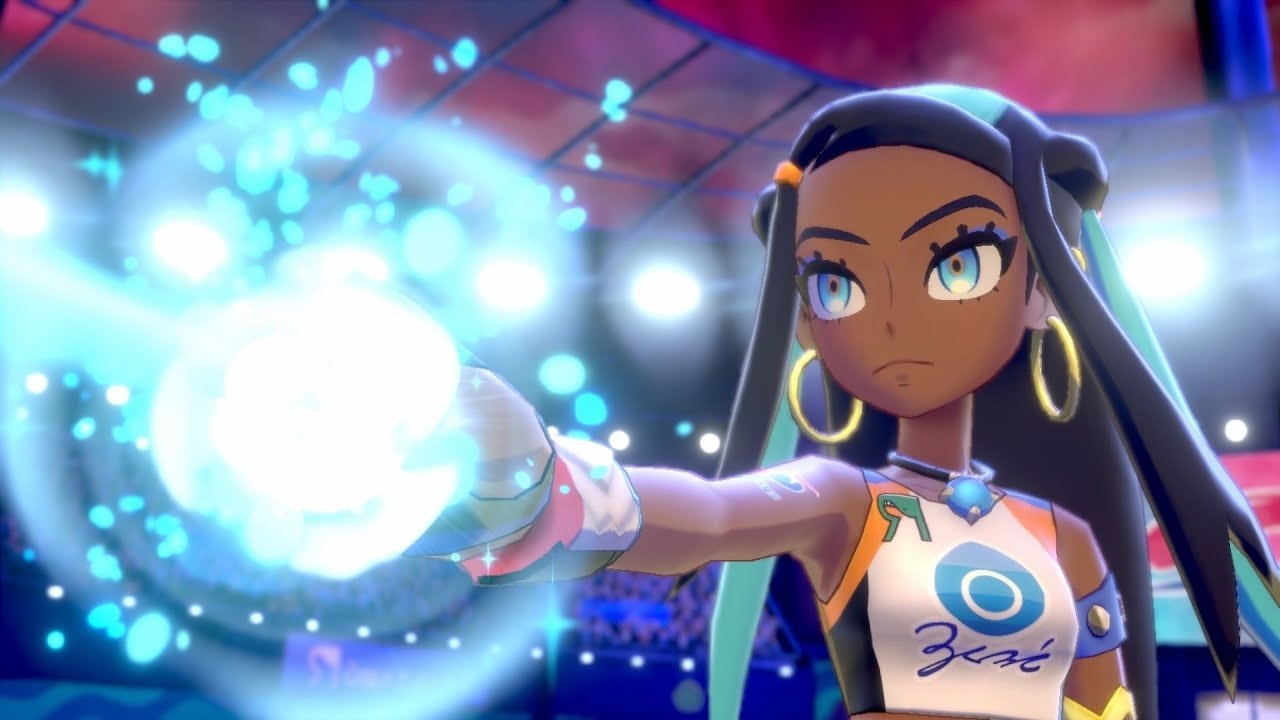The second Gym Leader in Pokemon Sword and Shield is Nessa who uses Water-type Pokemon.