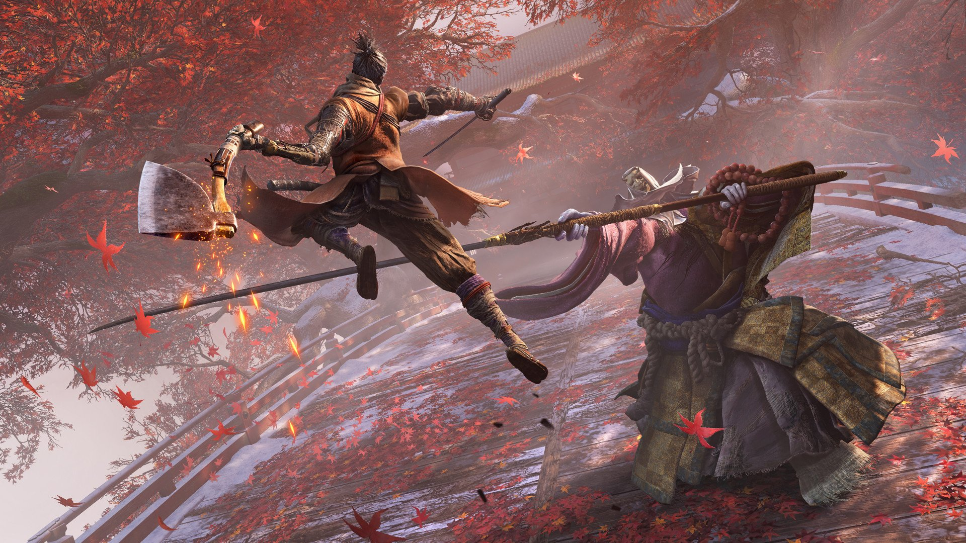 Sekiro: Shadows Die Twice is only $25 at Target during their Cyber Monday 2019 sale.