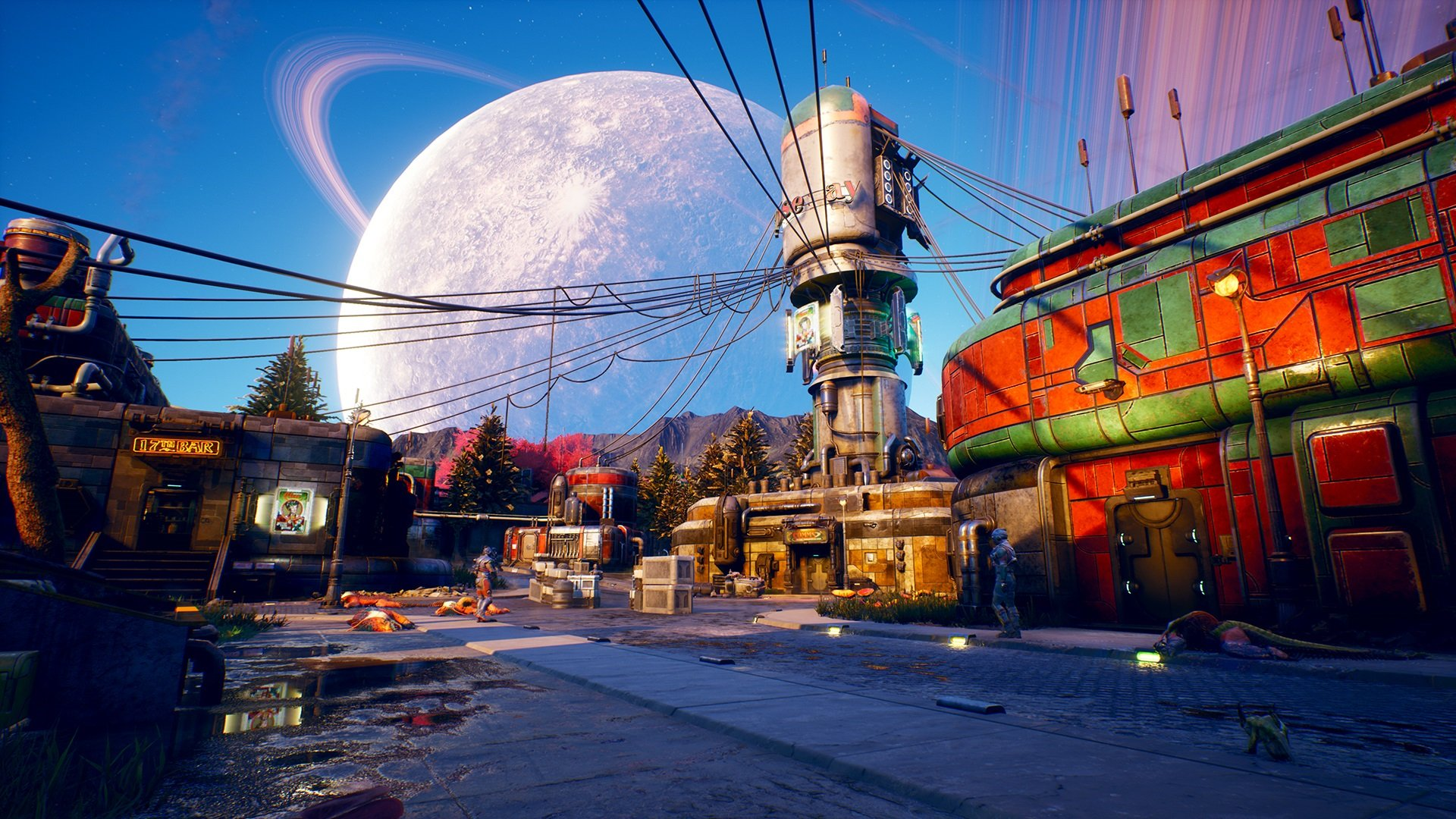 The Outer Worlds is one of the best RPGs of 2019 and full of memorable characters like Parvati.