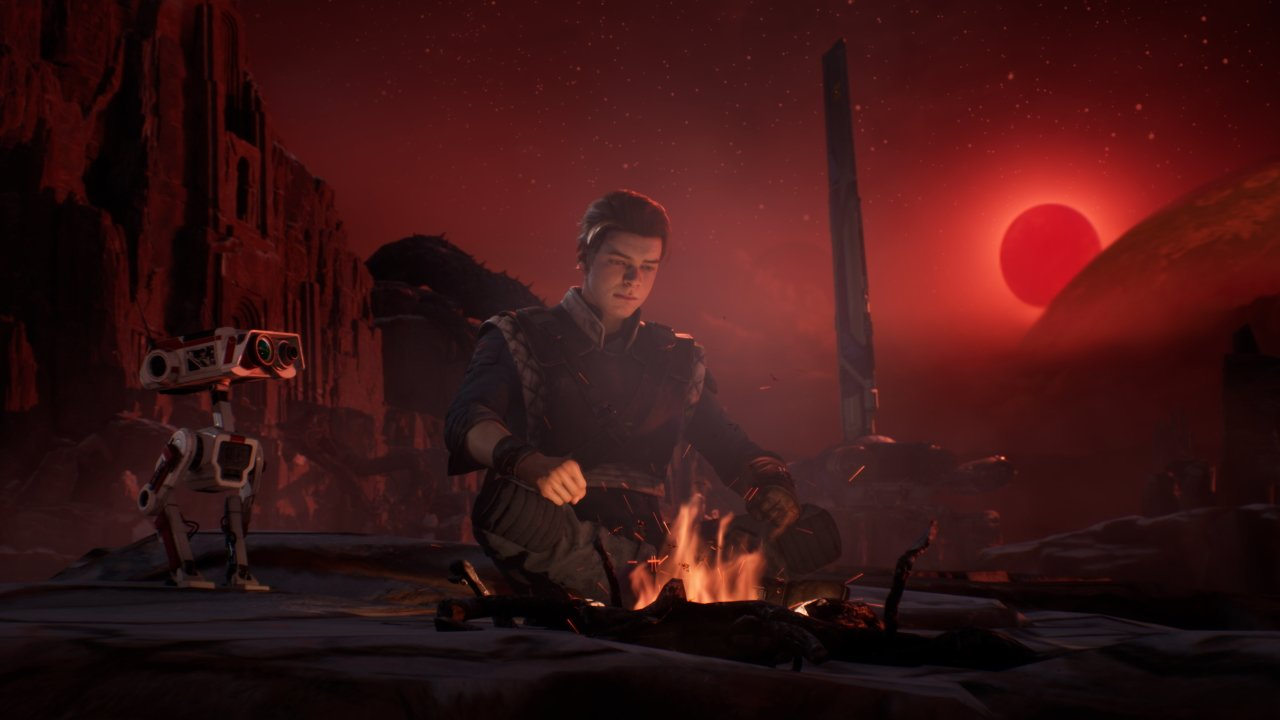 2019 bad gaming awards - unreasonably long loading screens Star Wars Jedi Fallen Order