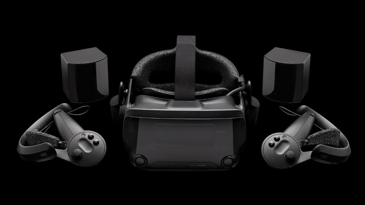 Most Unaffordable VR Headset Award Bad Gaming Awards 2019- Vive Index
