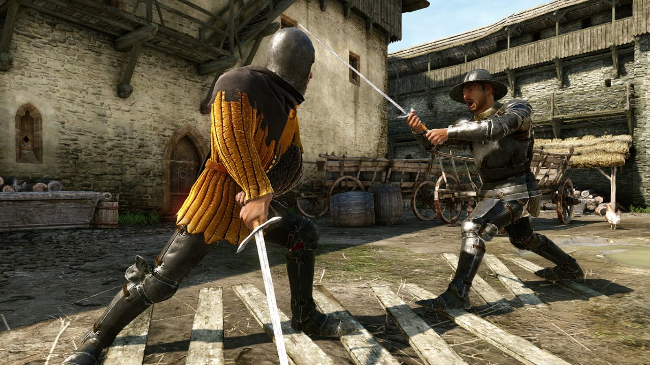 5 Games Like the Witcher 3 Kingdom Come Deliverance