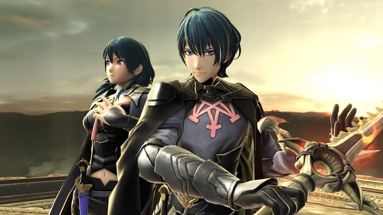 All Byleth outfits and costumes in Smash Ultimate