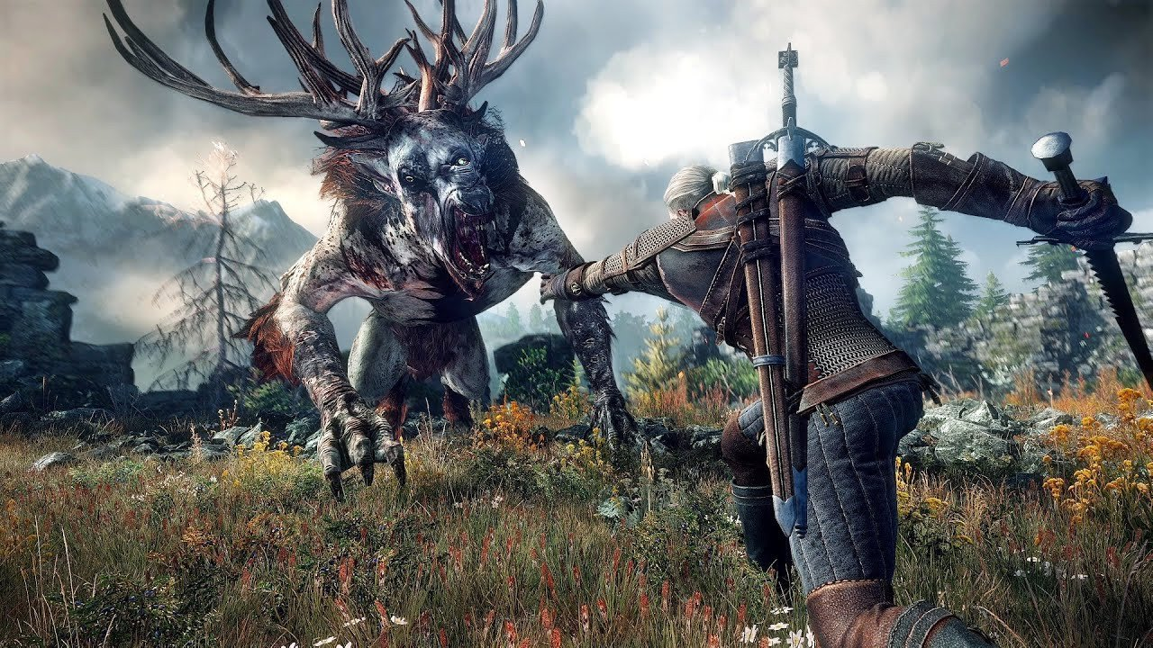 The Witcher 3 difficulty levels explained