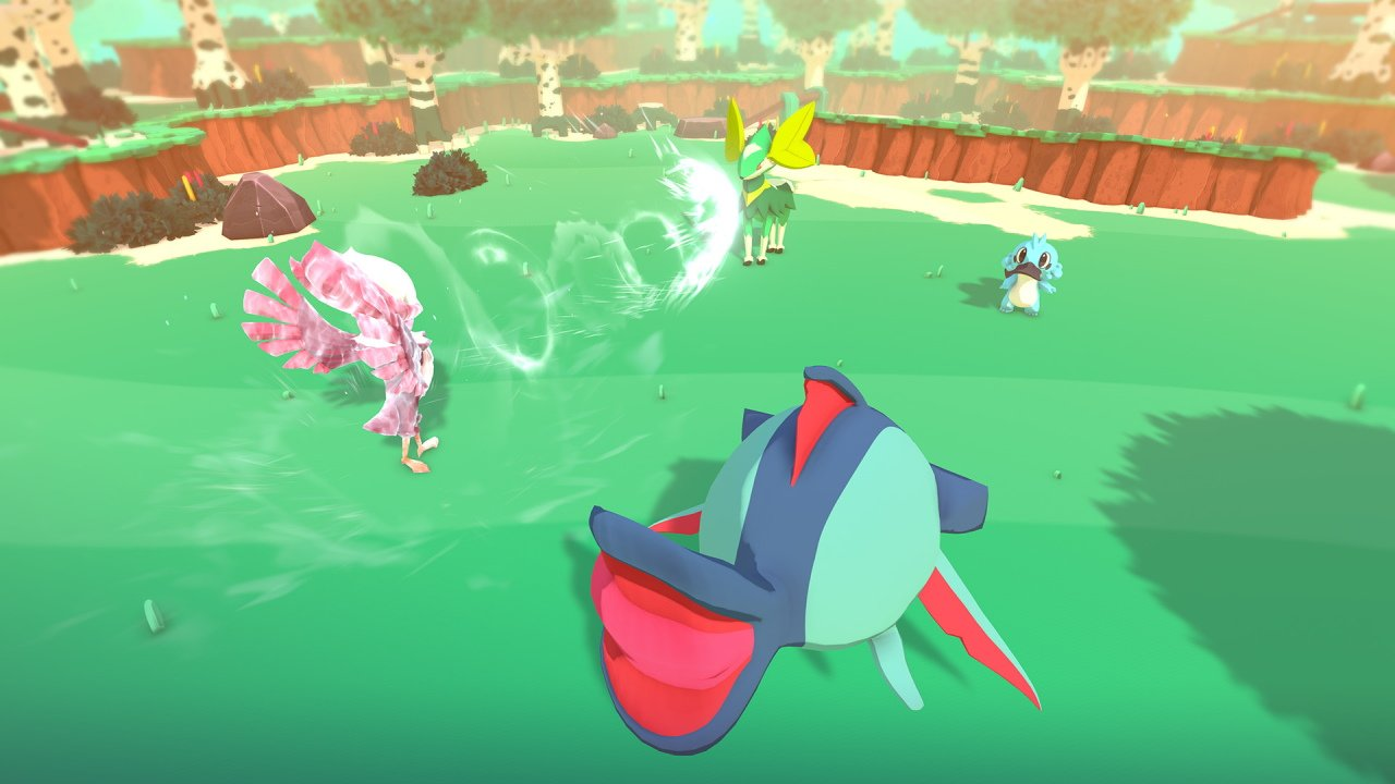 All evolutions in temtem early access