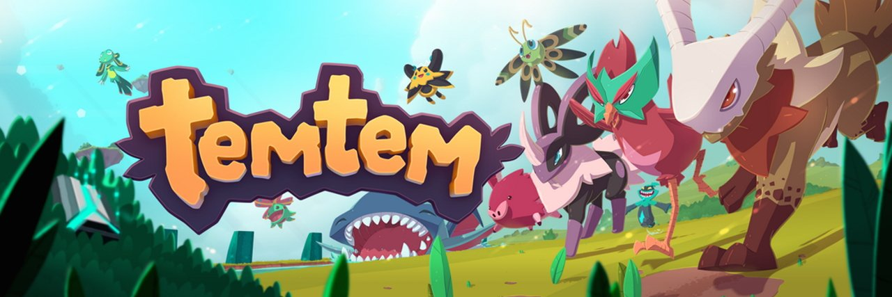 All Temtem in Temtem early access release - Temtem list