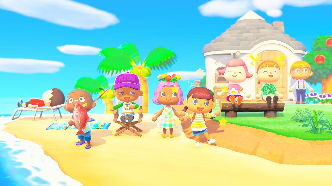 Check out the new teaser trailer for Animal Crossing: New Horizon