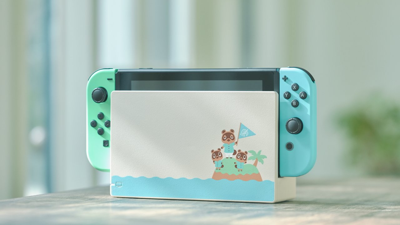 Animal Crossing Nintendo Switch Joy Cons