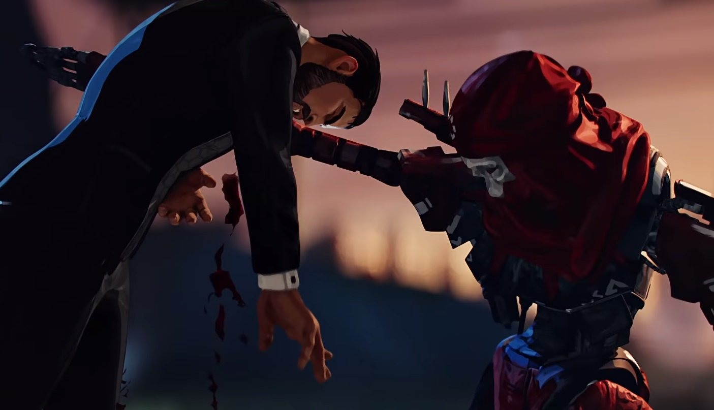 Season 4 trailer for Apex Legends shows Revenant in action
