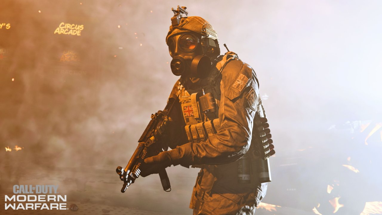 Call of Duty Modern Warfare January 28 patch notes - image of soldier