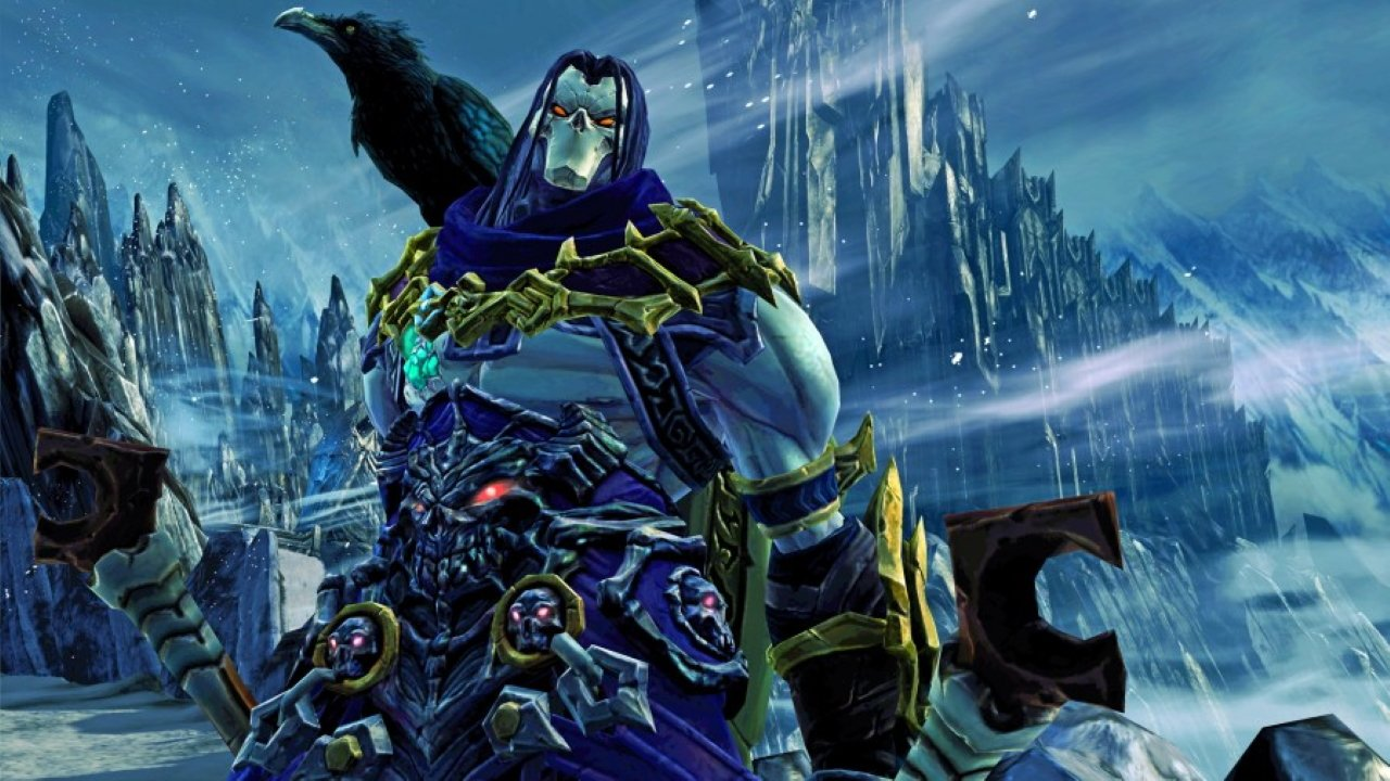Darksiders free epic game store