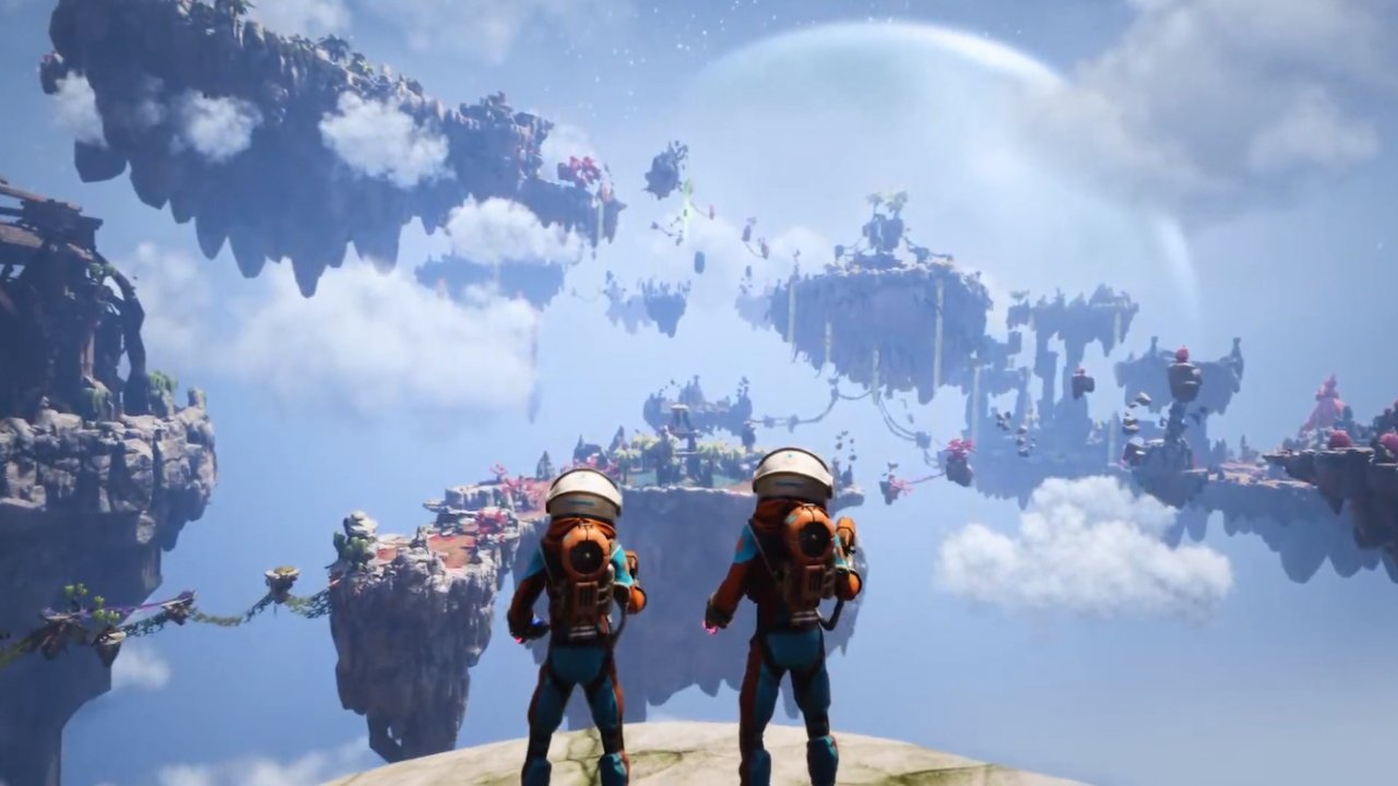 Does Journey to the Savage Planet have couch co-op