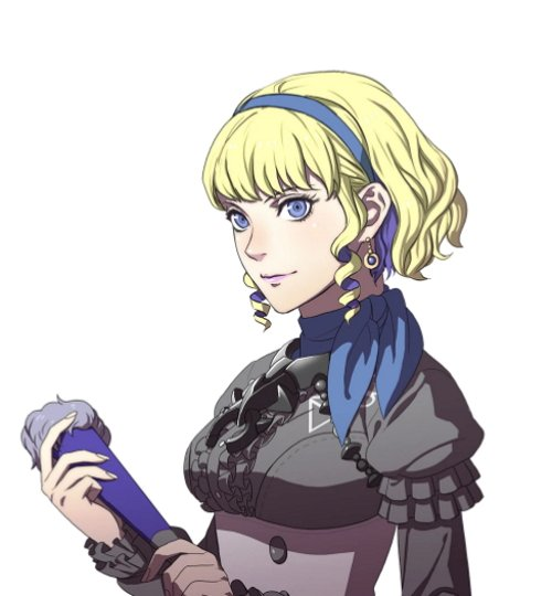 Ashen Wolves characters Fire Emblem Three Houses Constance